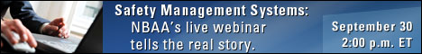 NBAA Webinar: Safety Management Systems (SMS)