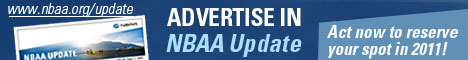 2011 NBAA Update Advertising