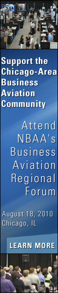 NBAA Business Aviation Regional Forum in Chicago
