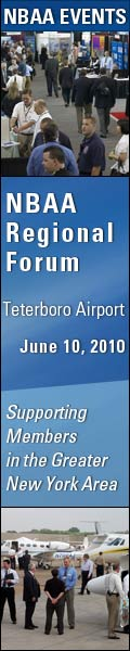 NBAA Regional Forum at Teterboro Airport